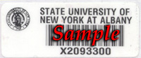 State University of New York at Albany tag