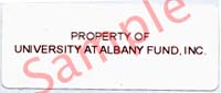 University Auxiliary Services at Albany, Inc. tag