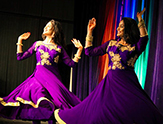 Dance, music, Indian food and a fashion show are all part of Diwali. Photo from Diwali 2016.