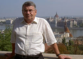 Distinguished Professor Istvan Kecskes, who will deliver two weeks of lectures in Belgrade.