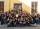 The Germany-based AkaBlas Orchestra will kick-off the fall season of 'Prime Performances' on Sept. 19. (Photo courtesy of Technische Universität Braunschweig)