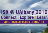 ISX at UAlbany is a dynamic, non-credit, summer program that begins on July 14, 2019.