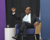 TIAA president and CEO Roger Ferguson Speaks at UAlbany School of Business