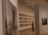 The photography exhibition 'This Place,' seen here at the Brooklyn Museum.