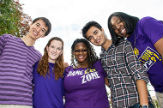 Group of UAlbany students