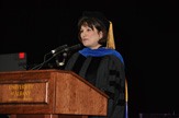 UAlbany School of Business Alumna Elda Di Re Speaks at 2014 commencement