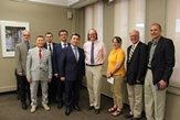 Kazakhstan Delegation Meets with EAPS on Higher Education & Workforce Development