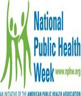 School of Public Health National Public Health Week panel discussion