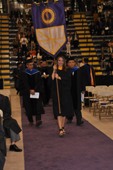 2013 School of Business Commencement Procession