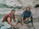 Robert Rosenswig (left) has conducted archaeological excavations in Mexico, Belize and Costa Rica. His research explores the emergence of sociopolitical complexity and the development of agriculture.