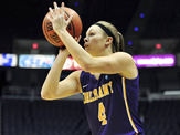 UAlbany Womens Basketball Sarah Royals