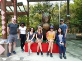 Students spend a summer abroad through U.S.-Taiwan PIRE program.