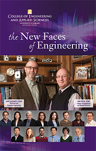 The New Faces of Engineering at the College of Engineering and Applied Sciences - 2016-17