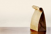 Picture of a brown bag