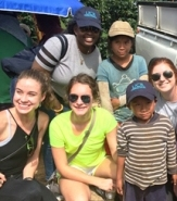 School of Public Health students learned about the Costa Rica health care system in a variety of settings, including hospitals and clinics serving indigenous populations.