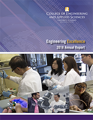 The 2018 Annual Report of UAlbany's College of Engineering and Applied Sciences