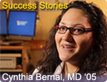 Cynthia Bernal, MD UAlbany Outcomes