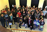 Participants of 2015 Global Game Jam