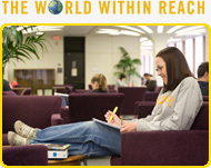 The University at Albany Puts the World Within Reach