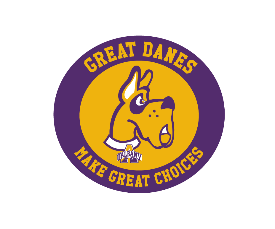 Social Norms logo: Great Danes, Greater Choices!