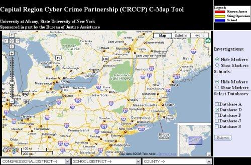 Capital Region Cyber Crime Partnership (CRCCP)- Activities