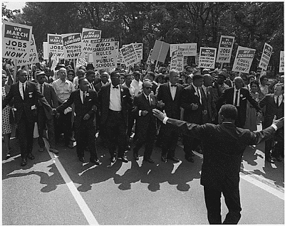 the civil rights movement of