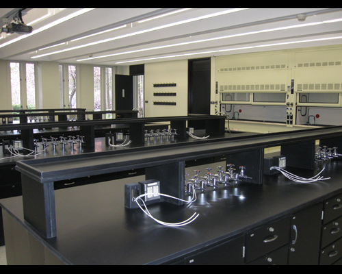 Modern Chemistry Classroom : University at albany suny office of facilities management