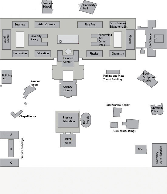 Ualbany Downtown Campus Map.University At Albany Suny Office Of Facilities Management