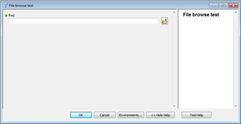 ArcPy Dialog Controls