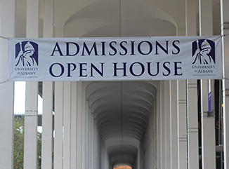 UAlbany Fall 2014 Open House