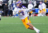 Lyle Thompson All-Time Scoring Record