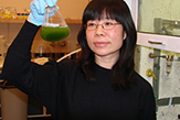 Dr. Yanna Liang will lead new CEAS Department of Environmental and Sustainable Engineering.