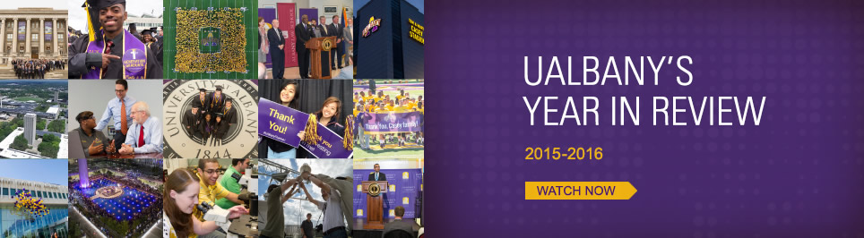 Learn about University at Albany Health Sciences