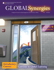Global Synergies Vol. 7 Fall 2018