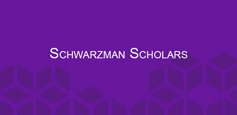Click to learn more about Schwarzman Scholars