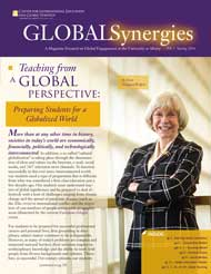 Global Synergies Vol 2 Spring 2016