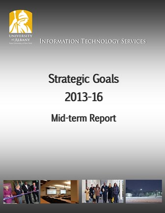 Strategic Goals 2013-16