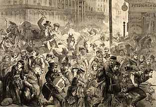 Great chicago fire of 1871 essays