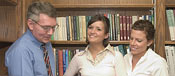 A theoretical seminar supports Criminal Justice internships