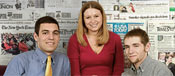 Students Get the Scoop through Media Internships