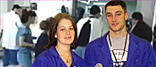 UAlbany Students Work with Those Who Save Lives