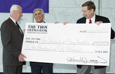 Gen*NY*Sis Center Receives $150,000 Gift