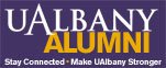 UAlbany Alumni. Stay Connected, Make UAlbany Stronger.