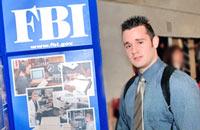 FBI Event in Campus Center Ballroom.