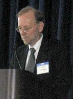 Ira Barbell, Senior Associate, Annie E. Casey Foundation.