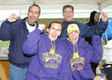 Alumni Celebrate at Homecoming 2005.