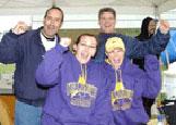 Alumni Celebrate at Homecoming 2005.