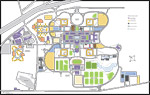 University at Albany Uptown Campus Map