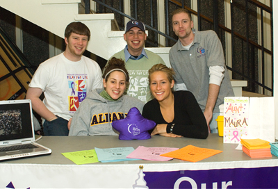 Relay For Life Student Volunteers