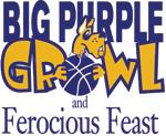 Big Purple Growl and Ferocious Feast